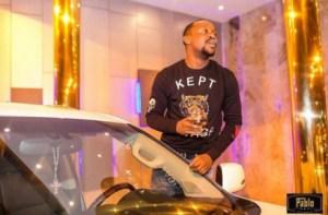 Comedian Ushbebe Acquires New Lexus Jeep